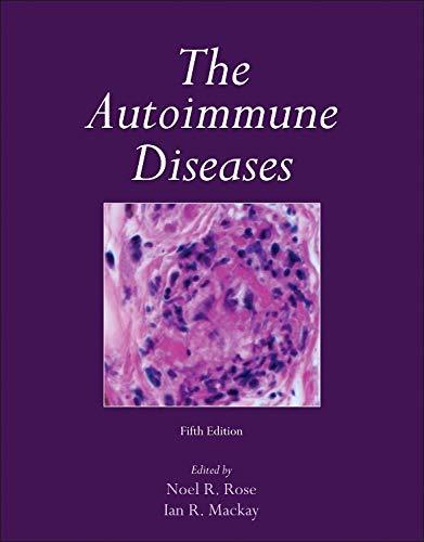 9780123849298: The Autoimmune Diseases, Fifth Edition