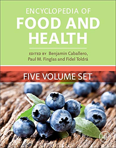 9780123849472: Encyclopedia of Food and Health