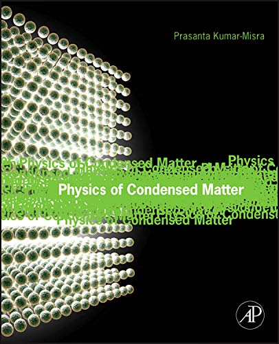 9780123849540: Physics of Condensed Matter