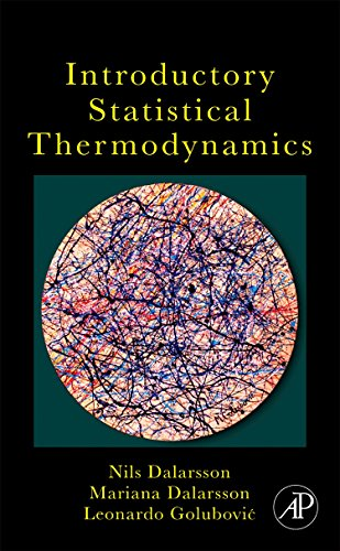 9780123849564: Introductory Statistical Thermodynamics