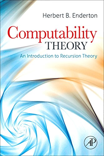 9780123849588: Computability Theory: An Introduction to Recursion Theory