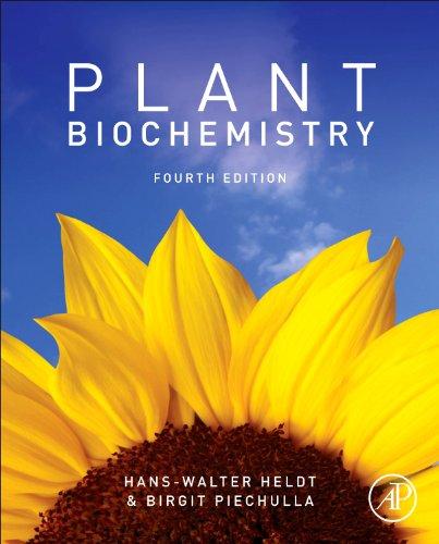 9780123849861: Plant Biochemistry