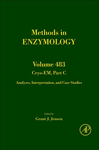 9780123849939: Cryo-EM, Part C: Analyses, Interpretation, and Case Studies (Methods in Enzymology): 483