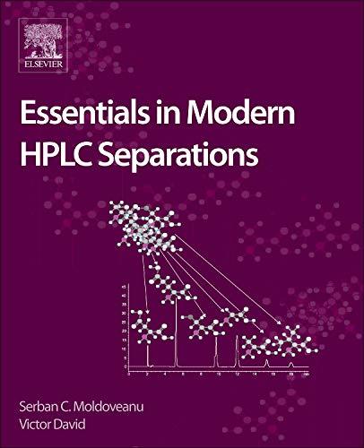 9780123850133: Essentials in Modern HPLC Separations