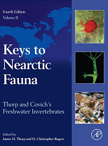 9780123850287: Thorp and Covich's Freshwater Invertebrates, Fourth Edition: Keys to Nearctic Fauna