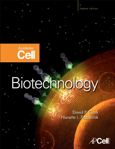 Biotechnology: Academic Cell Update Edition: Clark BA (honors)Christ's College Cambridge 1973 PhD ...