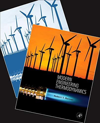9780123850737: Modern Engineering Thermodynamics