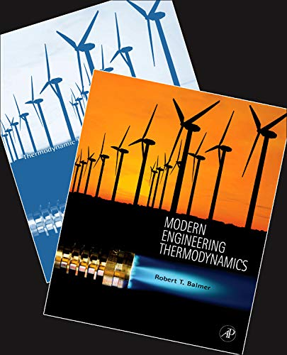 9780123850737: Modern Engineering Thermodynamics - Textbook with Tables Booklet