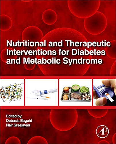 9780123850836: Nutritional And Therapeutic Interventions For Diabetes and Metabolic Syndrome