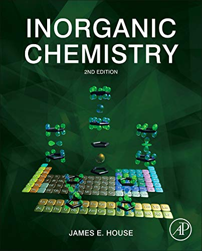 9780123851109: Inorganic Chemistry, Second Edition