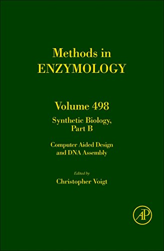 9780123851208: Synthetic Biology, Part B: Computer Aided Design and DNA Assembly: 498 (Methods in Enzymology)
