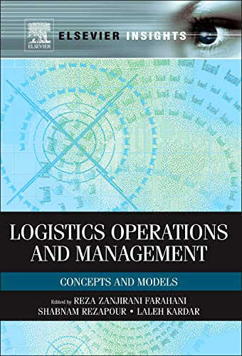 9780123852021: Logistics Operations and Management: Concepts and Models (Elsevier Insights)