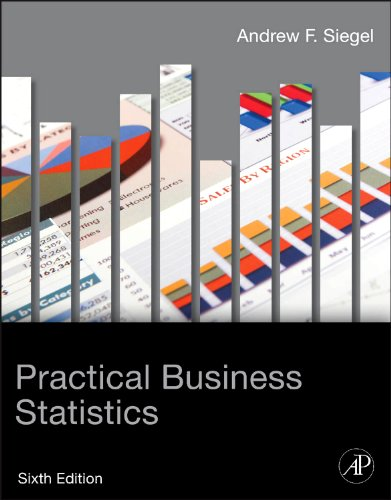 9780123852083: Practical Business Statistics, Sixth Edition