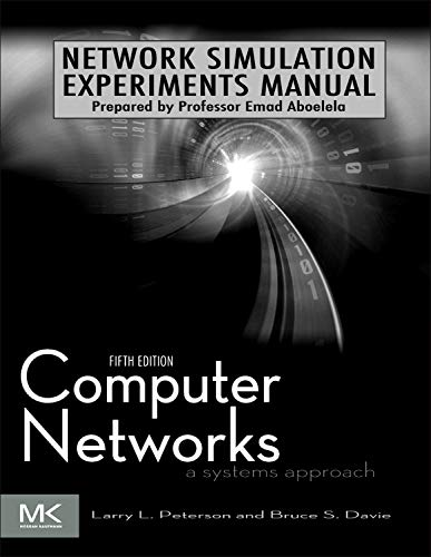 9780123852106: Network Simulation Experiments Manual, 5th Edition (The Morgan Kaufmann Series in Networking)