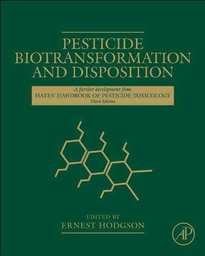 9780123854810: Pesticide Biotransformation and Disposition