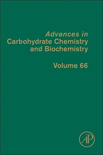9780123855183: Advances in Carbohydrate Chemistry and Biochemistry, Volume 66