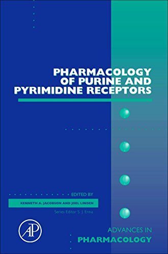 9780123855268: Pharmacology of Purine and Pyrimidine Receptors: 61 (Advances in Pharmacology)