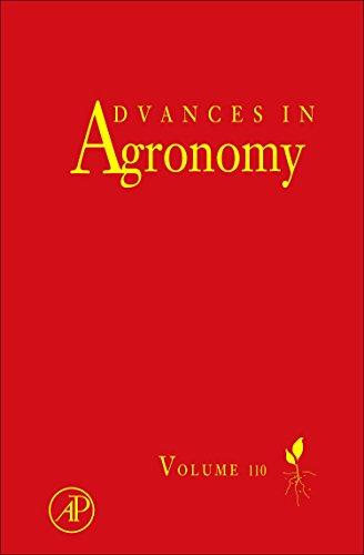 9780123855312: Advances in Agronomy, Volume 110