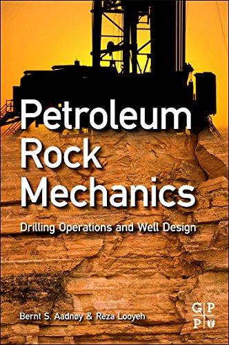 9780123855466: Petroleum Rock Mechanics: Drilling Operations and Well Design