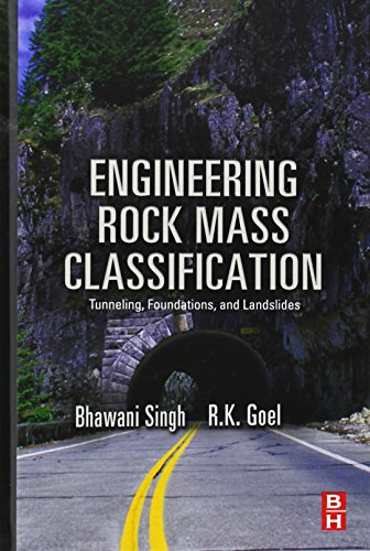 9780123858788: Engineering Rock Mass Classification: Tunnelling, Foundations and Landslides