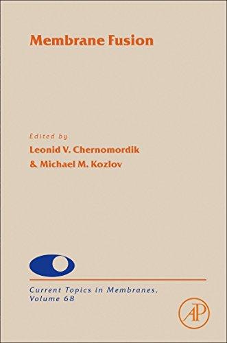 9780123858917: Membrane Fusion (Current Topics in Membranes)
