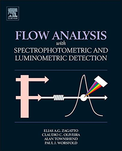 9780123859242: Flow Analysis with Spectrophotometric and Luminometric Detection