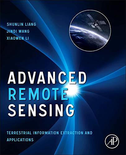 9780123859549: Advanced Remote Sensing