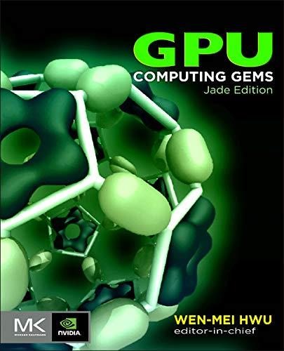 9780123859631: GPU Computing Gems Jade Edition (Applications of GPU Computing Series)
