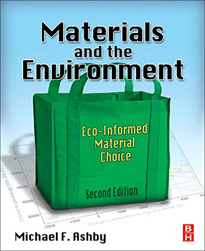 9780123859716: Materials and the Environment: Eco-informed Material Choice