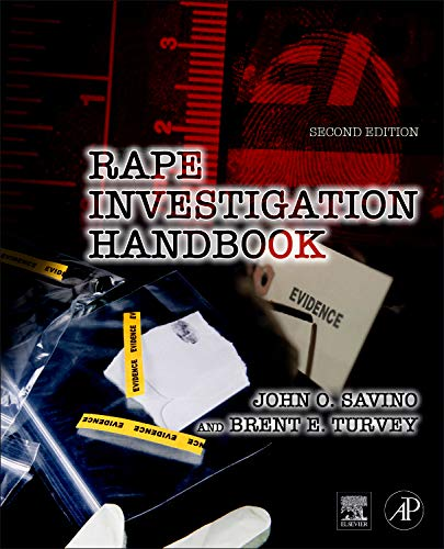 9780123860293: Rape Investigation Handbook, Second Edition