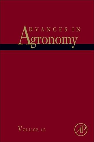 9780123864734: Advances in Agronomy, Volume 113