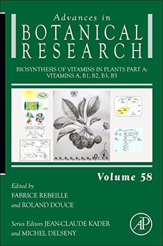 9780123864796: Biosynthesis of Vitamins in Plants: 58 (Advances in Botanical Research)