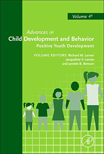 9780123864925: Positive Youth Development, Volume 41 (Advances in Child Development & Behavior)