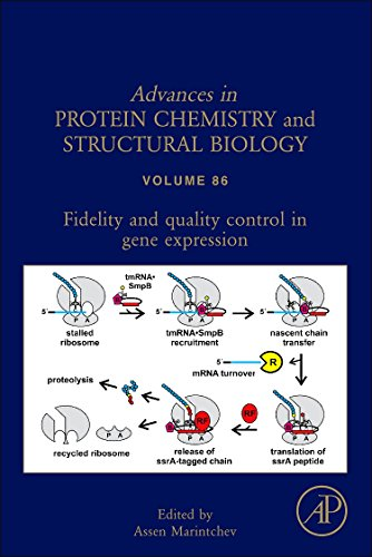 9780123864970: Fidelity and Quality Control in Gene Expression, Volume 86 (Advances in Protein Chemistry and Structural Biology)