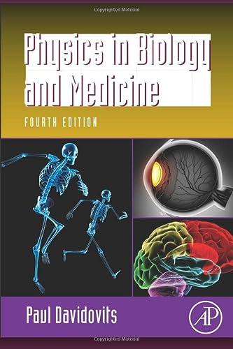 Physics in Biology and Medicine: Davidovits, Paul
