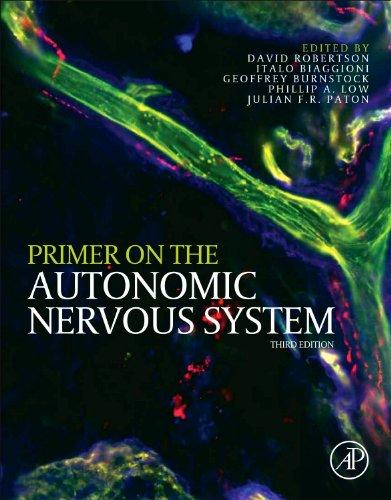 9780123865250: Primer on the Autonomic Nervous System, Third Edition