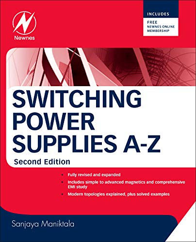 9780123865335: Switching Power Supplies A - Z, Second Edition