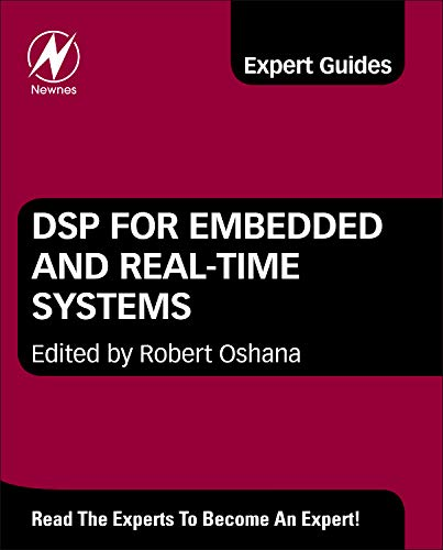 9780123865359: DSP for Embedded and Real-Time Systems