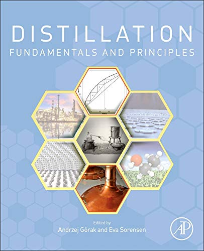 9780123865472: Distillation: Fundamentals and Principles (Handbooks in Separation Science)