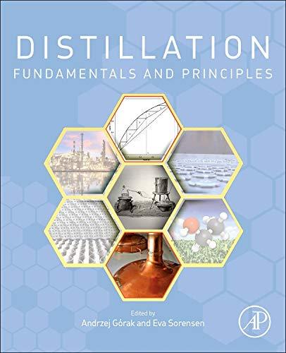 9780123865472: Distillation: Fundamentals and Principles