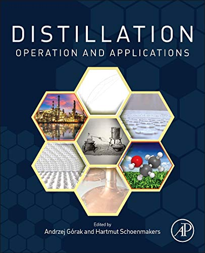 9780123868763: Distillation: Operation and Applications (Handbooks in Separation Science)