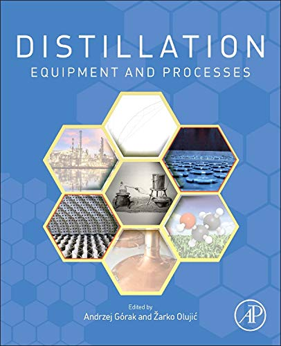 9780123868787: Distillation: Equipment and Processes