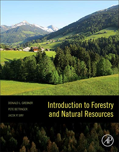 9780123869012: Introduction to Forestry and Natural Resources