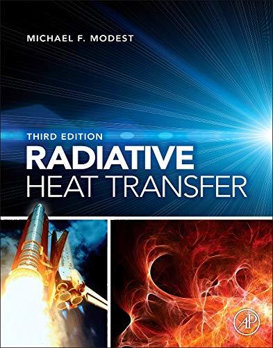 9780123869449: Radiative Heat Transfer, Third Edition