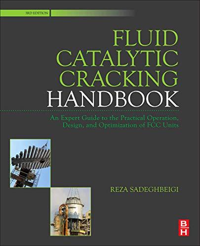 9780123869654: Fluid Catalytic Cracking Handbook