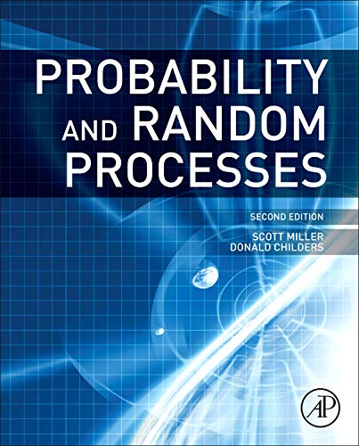 9780123869814: Probability and Random Processes: With Applications to Signal Processing and Communications