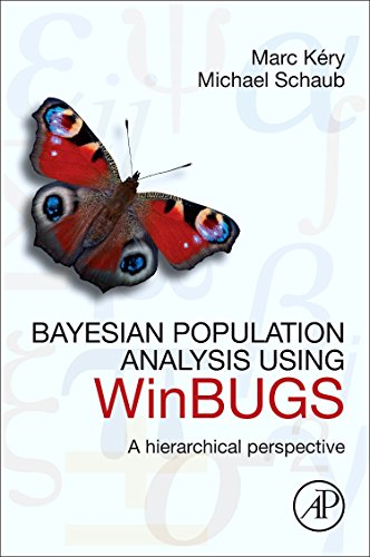 9780123870209: Bayesian Population Analysis using WinBUGS: A Hierarchical Perspective (Academic Press)