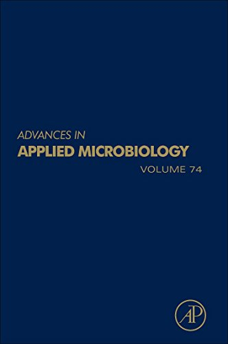 9780123870223: Advances in Applied Microbiology, Volume 74