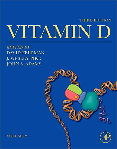 9780123870346: Vitamin D, Third Edition: Volume Two