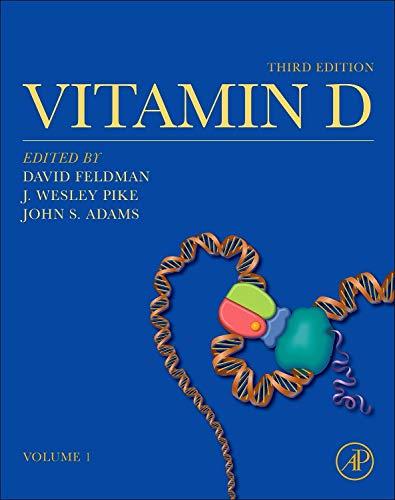 9780123870353: Vitamin D: Volume One: 1
